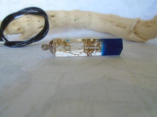 Blue fairy crystal