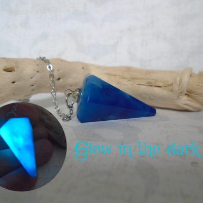 Blue Pendulum