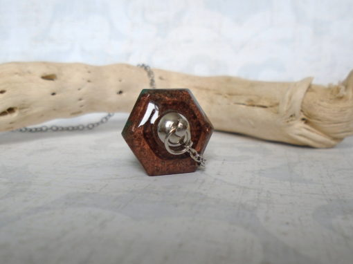 Coper Pendulum