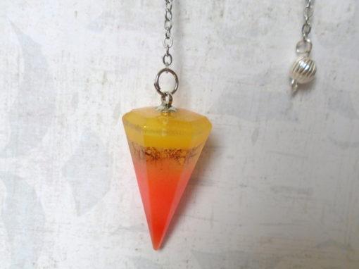 Pendulum Orange
