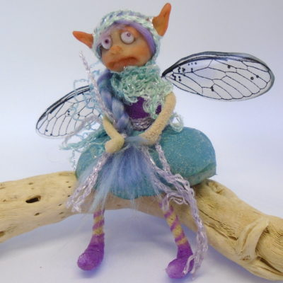 Scared Blue Fairy