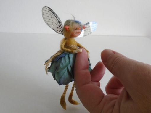 Blue Flower Fairy