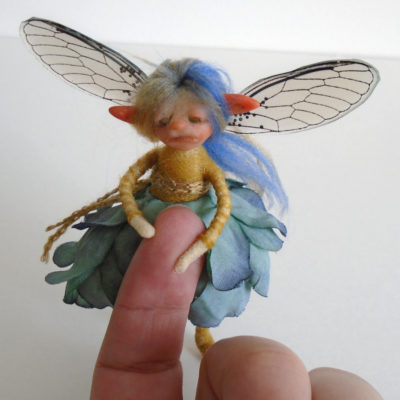 Blue Flower Fairy